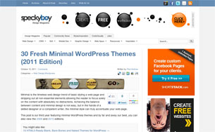 30-Fresh-Minimal-Wordpress-Themes
