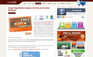 Single-Page-Website-Designs