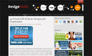 30-Fresh-CSS-Website-Designs-for-Inspiration