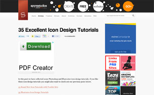 35-Excellent-Icon-Design-Tutorials-_-SpyreStudios
