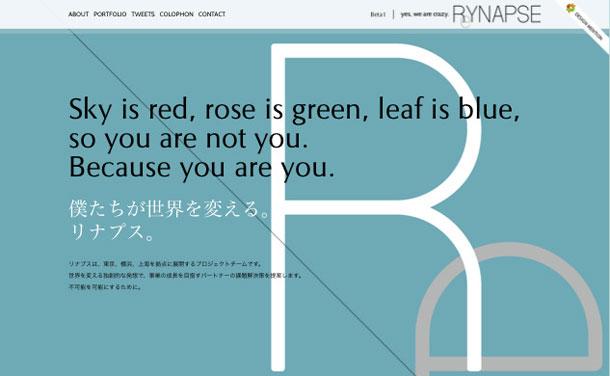 世界を変えるプロジェクトチーム---RYNAPSE--株式会社リナプス