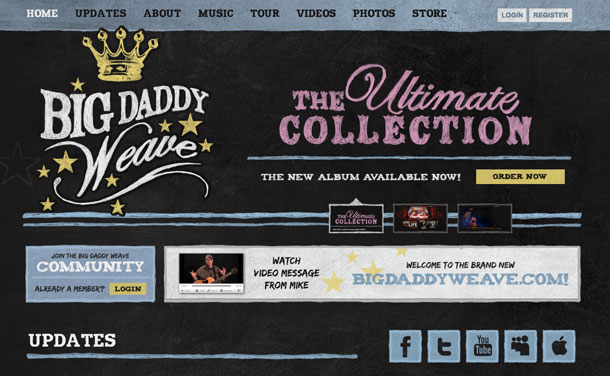 Big-Daddy-Weave-Official-Site