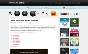 Design-Inspiration-Brown-Websites