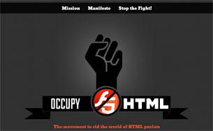 Occupy-HTML