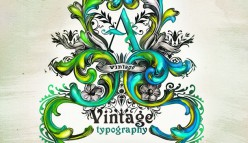 Vintage-Typography
