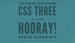 CSS3-Background-Clip-Text-&-@font-face