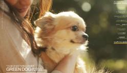 """犬と暮らす""""喜び""""を発見できる場所-GREEN-DOG-代官山"""