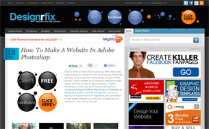 How-To-Make-A-Website-In-Adobe-Photoshop